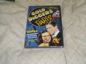 Gold Diggers in Paris [DVD Region 1 NTSC] Busby Berkeley