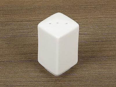 33963 Ambition Porto PORZELLAN Salzstreuer Streuer Quadratisch Weiß