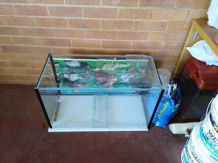 Swap - aquarium for tv