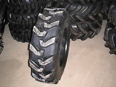 10.580-18 Front Backhoe Tire R4 12 Ply