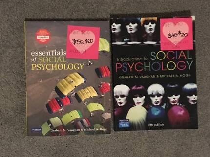 Social psychology hogg vaughan textbook textbooks gumtree social psychology textbooks x2 fandeluxe Gallery