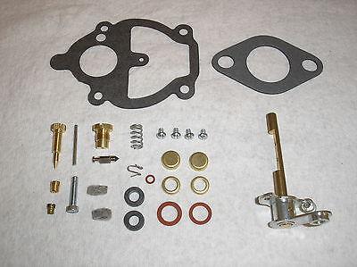 I Farmall Super A Csuper Ccomplete Carburetor Repair Rebuild Kit 19-34-1