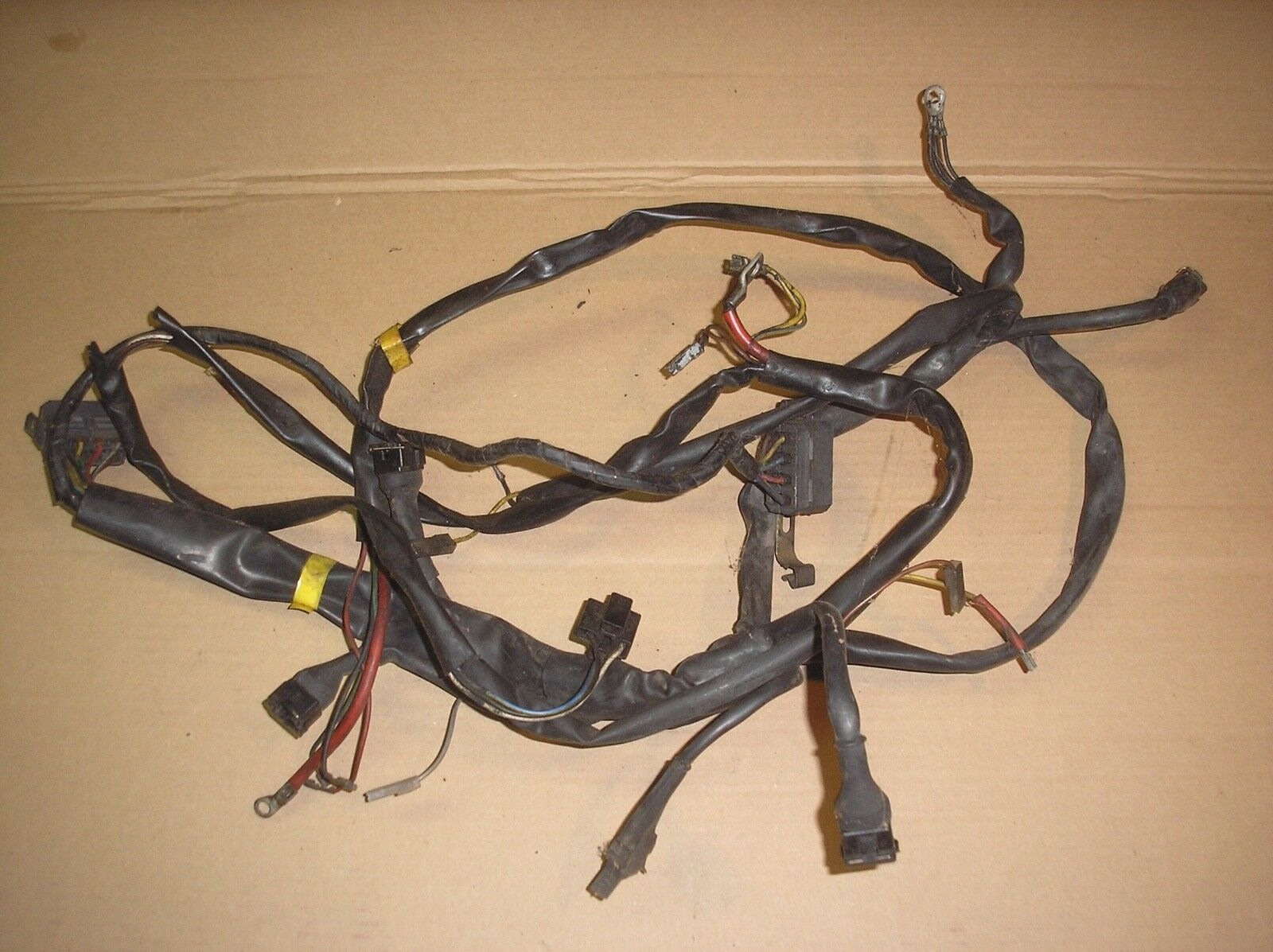Used Volvo Auto Parts And Components For Sale Page 9 Wiring Harness 240 B21ft Turbo Engine Loom 1981 1985 242 244 245 Rare Oe