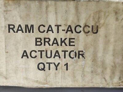Allenair An 2x6 B1 716 Os Q Pneumatic Cylinder Ssa-345 Ram Cat-accu Brake Actua
