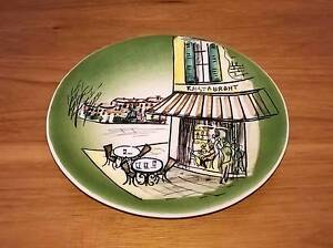 Mid Century Anna Wall Hanging Art Plate Golden Grove Tea Tree Gully Area Preview