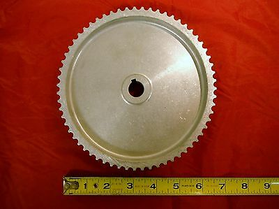 Bridgeport Mill J Head Milling Machine Timing Belt Pulley 2 Hp 2550016 M1539