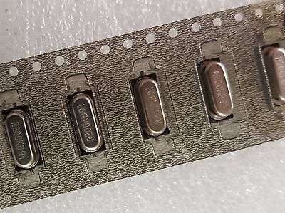 Raltron As-smd Series 20 Mhz 30 Ppm 18pf Smd Microprocessor Crystal Qty.20