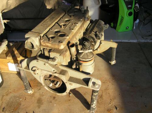 Chris Craft Boat Engine