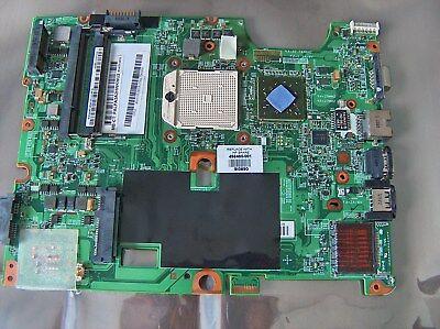 HP Pavilion G60 G70 Presario CQ60 CQ70 AMD motherboard 498460-001 segunda mano  Embacar hacia Argentina