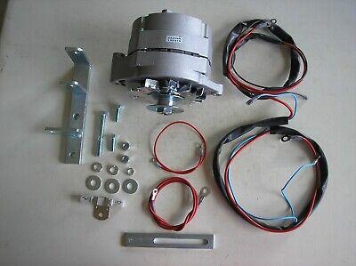 Ih Farmall M Super M New 12 Volt Alternator Conversion Kit 20-28-3