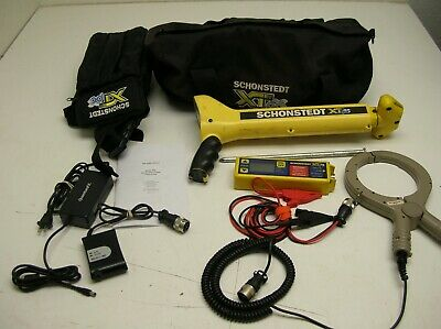 Schonstedt Xtpc 82khz Sonde Mode Cablepipe Utility Line Tracer Magnetic Locator
