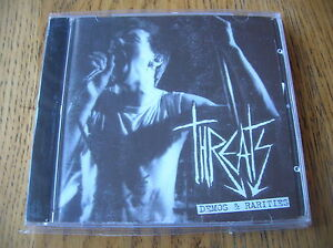 Threats ‎– Demos & Rarities CD NEW - Bielsko-Biala, Polska - Threats ‎– Demos & Rarities CD NEW - Bielsko-Biala, Polska