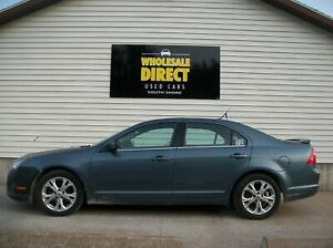 2012 Ford Fusion FACTORY REMOTE START, FOGS, POWER SUNROOF, MUCH