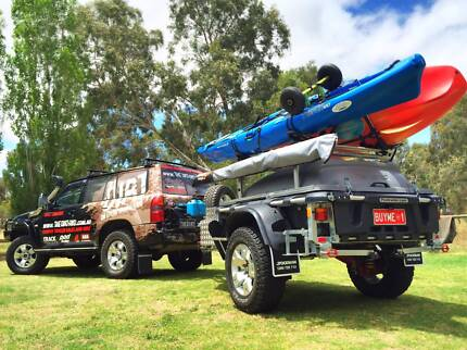 STOCKMAN PRODUCTS KWIK KAMPA 2 WITH COIL SUSPENSION Mount Barker Mount Barker Area Preview
