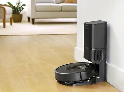 iRobot Roomba i7+ Roboter-Staubsauger - Schwarz / NEU / OVP