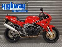 1999 Laverda Diamante 668 Rare Stunning Italian Exotic Super Sport Motorcycle