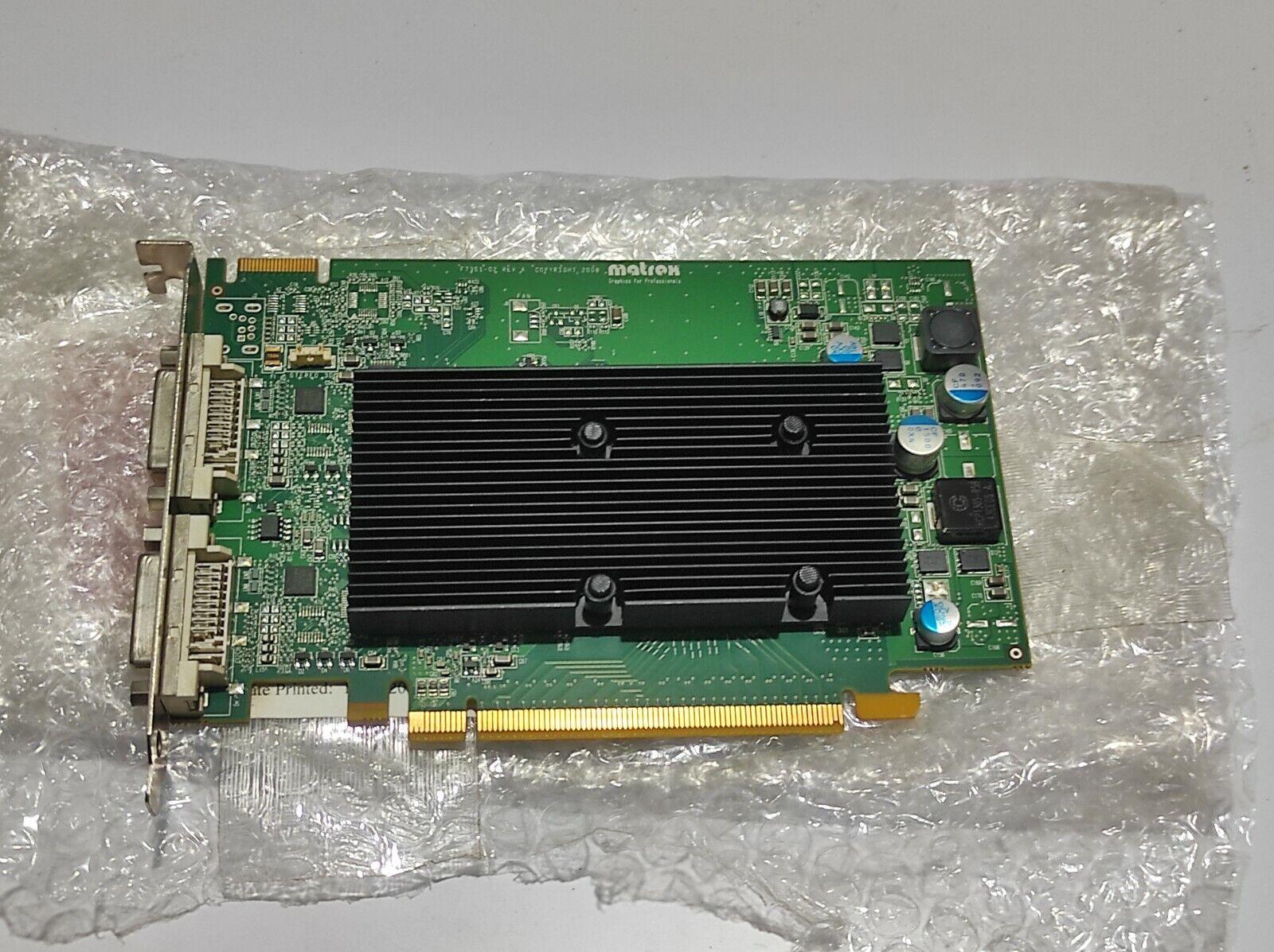 Matrox F7351-02 Rev Ein PCB Matrox M9120-E512F Grafiken Karte