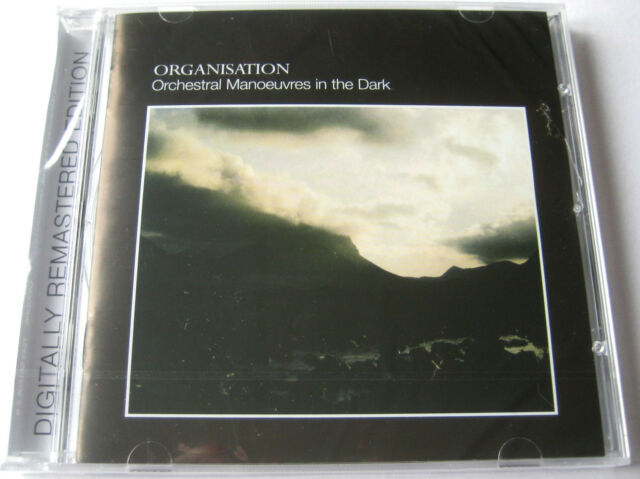 OMD - Organisation +6 Bonus Tracks CD NEW SEALED Orchestral Manoeuvres The Dark