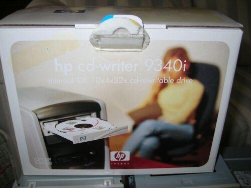 NOS HP 9340i HEWLETT-PACKARD WRITER READER IDE PATA CD COMPUTER OPTICAL DRIVE