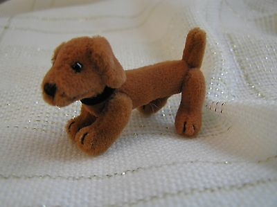 "World of Miniature Bears - 2"" FRITZ Dog Dachshund"