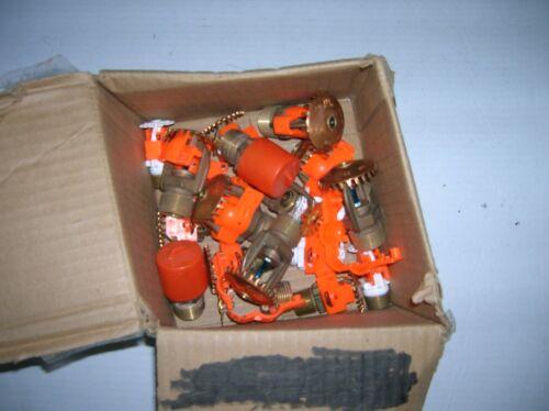 Fire Sprinkler Misc.Heads Lot of 19   s1
