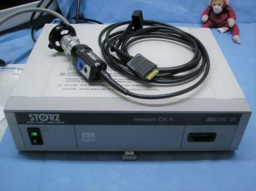 Karl Storz Telecam DX II Camera System, NTSC, 20233020, 20212134, 20200043