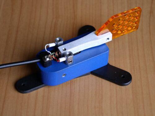 Single Lever key QRP by R4N-885.