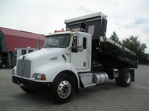 2006 Kenworth T300 BRAND NEW Dump