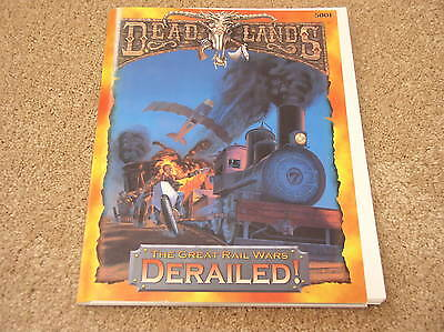 Pinnacle Entertainment Deadlands The Great Rail Wars  Derailed