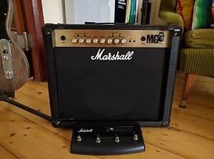 Marshall MG30FX Guitar Amplifier Kotara Newcastle Area Preview