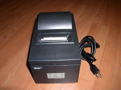 Star Micronics Sp500 Parallel Pos Dot Matrix Receipt Printer - W Power Cord
