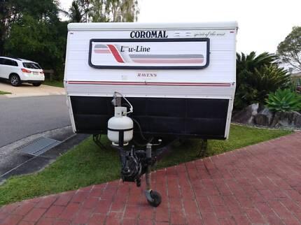 Coromal Poptop Caravan Warner Pine Rivers Area Preview