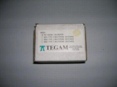 Tegam 847 Budget Calibrator  Thermocouple Calibrator  M4
