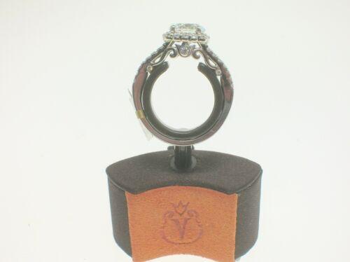 Verragio 18k Insignia Ins-7046gol Mount 0.65 Ctw Diamonds-size 6.5us-retail$4750