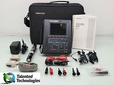 Tektronix Ths720a 100mhz Scope Dmm Oscilloscope Accessories