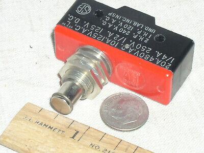 1 Arrow Hart Eaton Hd2-u3 N.c. Normally Closed Push Open Micro Switch 20a 20 Amp