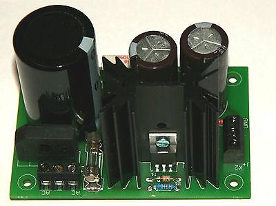 Anodenspannung DC bis 430V Bausatz