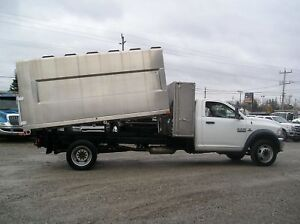 2015 Dodge 5500 Brand New Chipper Body