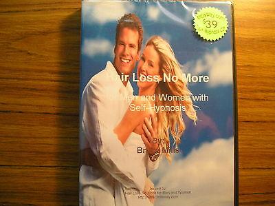 Hair Loss No More - Self Hypnosis CD SRP $39