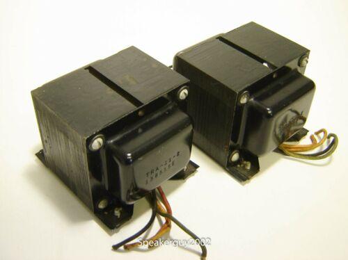 Pair of Scott LK-72 Tube Output Transformers / TRA-11-2 / 138338E -- KT