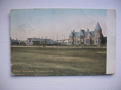 Carnoustie, Golf Houses – Golf Course. (National Series - 1904)