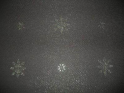 Stoff für Tischdecke,braun-gold, 215x180cm, BW/Polyester/Lurex ()
