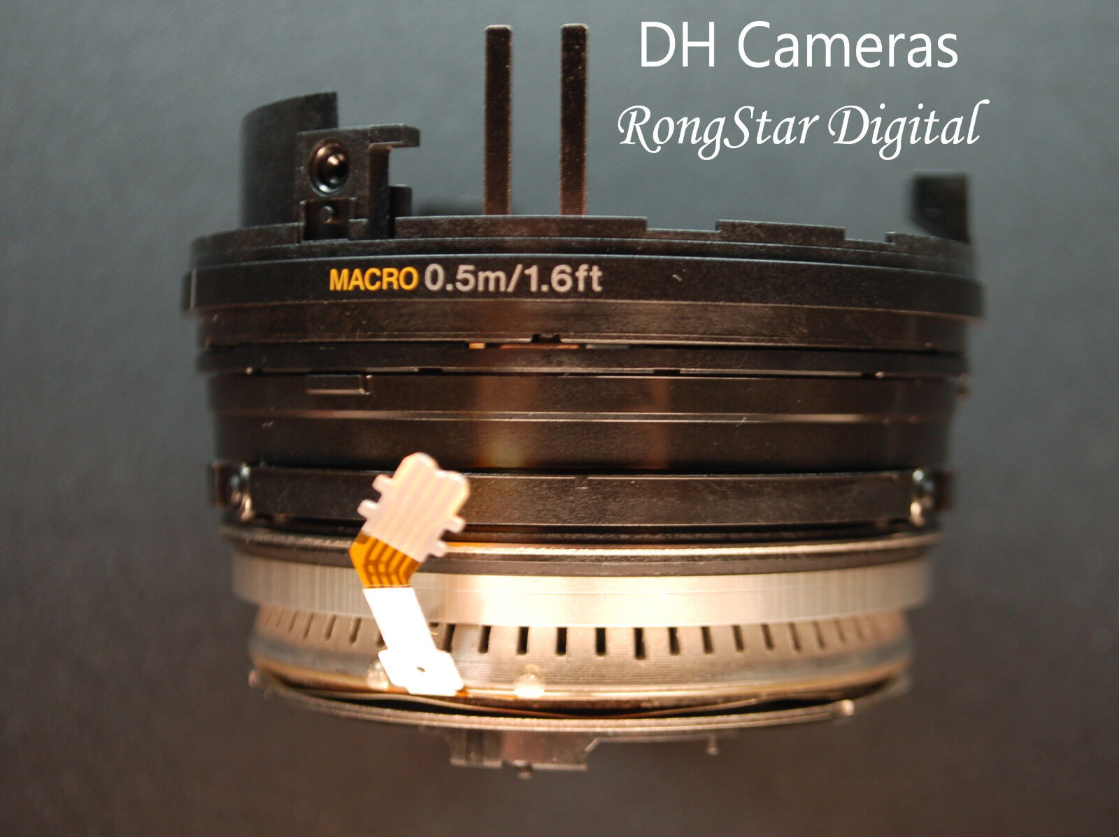 Canon Replacement Usm Focusing Assembly For Ef 28-135 3.5...