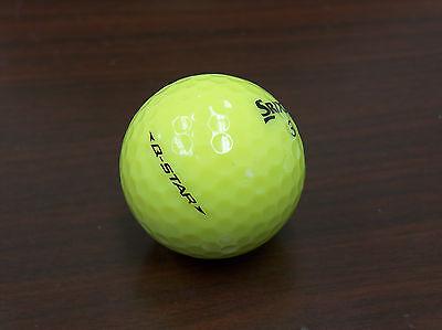 Grade Golf Balls - 24 SRIXON   Q-STAR (YELLOW) GOLF BALLS, MINT/ GRADE ONE, SHIPPINGS FREE ! ! !