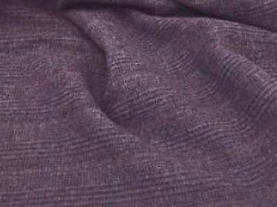 PRIMITIVE PURPLE/BLACK MILL DYED Wool for Rug Hooking, Applique