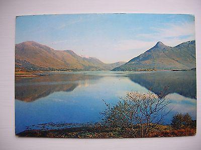 Loch Leven, Argyll. Nr Ballachulish, Glencoe etc. (J Arthur Dixon  --  1965)