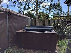 Hydrotherapeutic Outdoor Spa Mitchelton Brisbane North West Preview