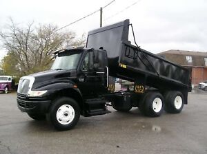 2007 International 4400 BRAND New Dump