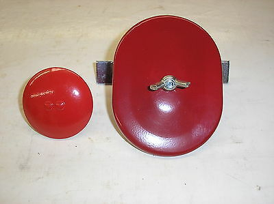Ih Farmall A B Bn C Supers New Clutch Inspection Covers 19-2-4