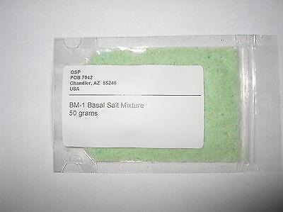 Basal Salt (Orchid flask and tissue culture basal salt medium BM1)
